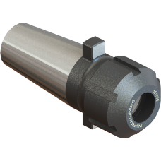 3/8 Capacity (WW) Double Taper Collet Chuck with Kwik-Switch 200 Shank - 1.12 Projection