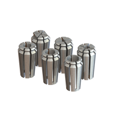 3/8 Capacity Acura-Flex Collet Set - 6pc