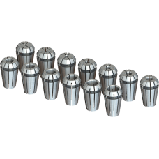 ER11 Collet Set (Metric) - 13pc