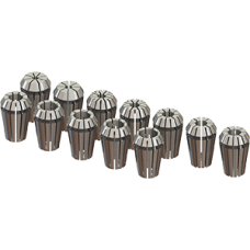 ER20 Collet Set (Inch) - 12pc