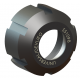"""1"""" Capacity (ZZ) Double Taper Collet Nut"""